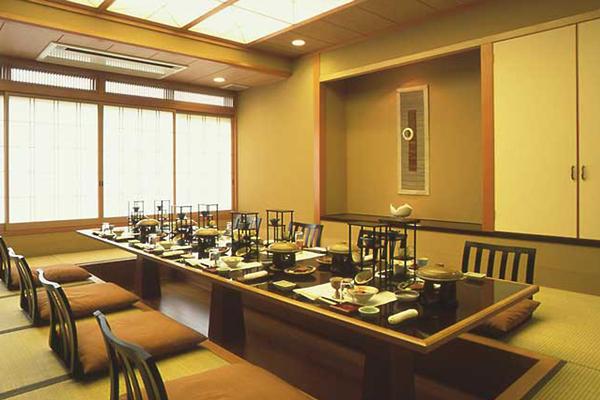 """Japanese restaurant """"Sagara-hana-koji"""""""