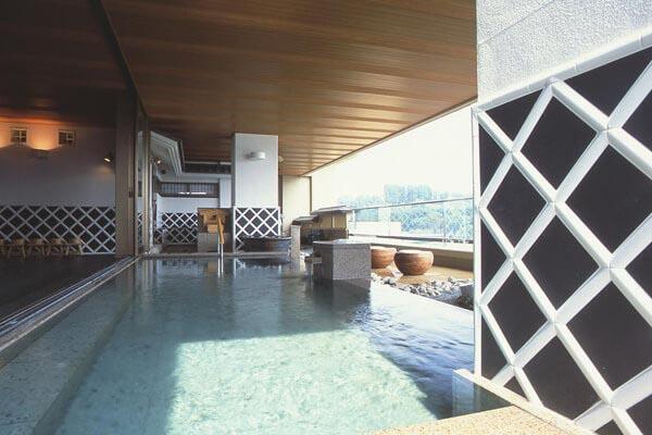 蔵の湯 露天風呂