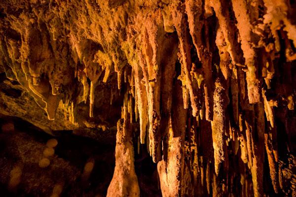 九州最大の鍾乳洞 球泉洞