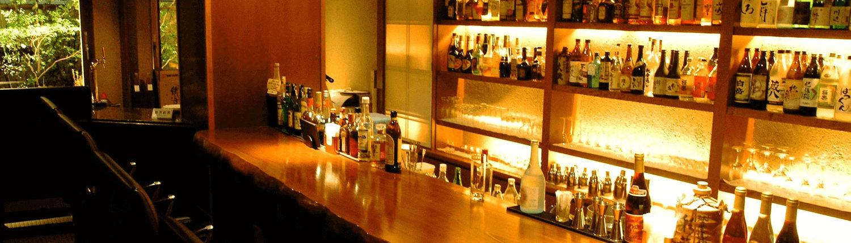 1階 Bar 木綿葉川 (ゆうばがわ)