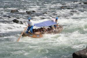 球磨川 川下り